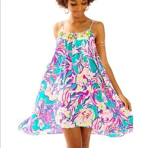 NWT Lilly Pulitzer Rooney Dress Safari Sighted